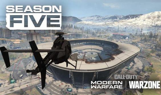 """Call of Duty: Warzone"": 5. sezon yarın"