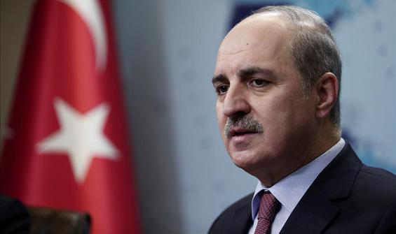 AK Partili Kurtulmuş'tan 'İstanbul Sözleşmesi' açıklaması