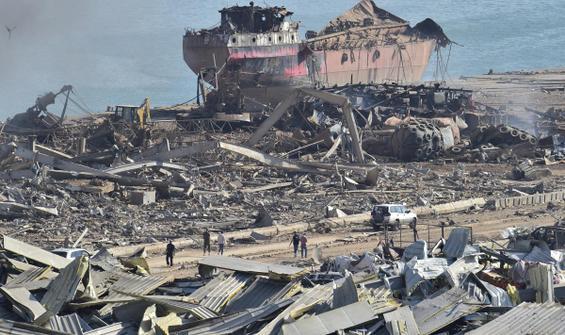 Beyrut Limanı sorumlularına ev hapsi ve yurt dışına çıkış yasağı getirildi