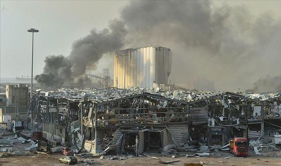 Beyrut'taki patlamaya ilişkin flaş gelişme!