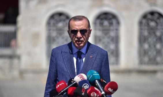 Erdoğan'dan döviz ve altın sorusuna yanıt