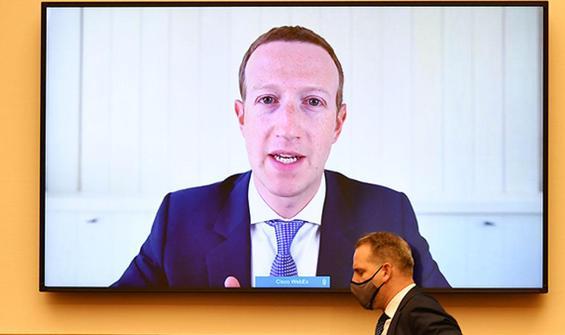 Zuckerberg 'senti bilyoner' kulübüne girdi