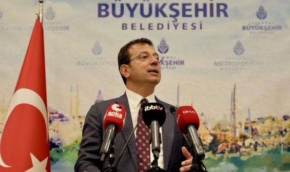 İmamoğlu'ndan 'İstanbul Sözleşmesi' paylaşımı