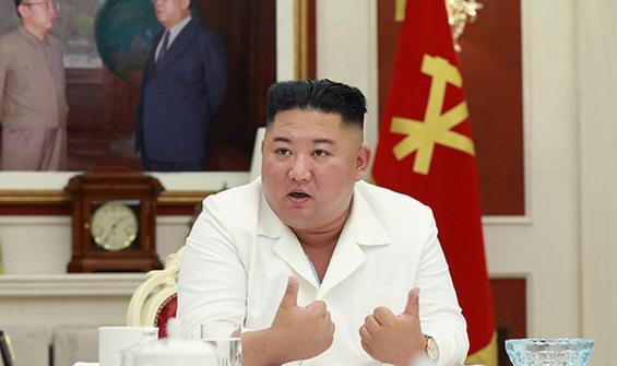 Kim Jong Un'dan 5 yıl sonra bir ilk!