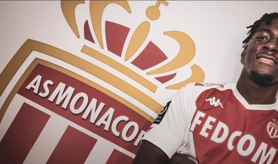 Monaco'ya 22'lik stoper