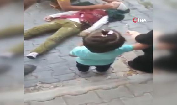 Polisten kaçarken 11 yaşındaki Esma'ya çarptı