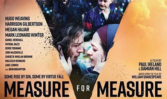 """""""Measure for Measure"""", 4 Eylül'de seyirciyle buluşuyor"""