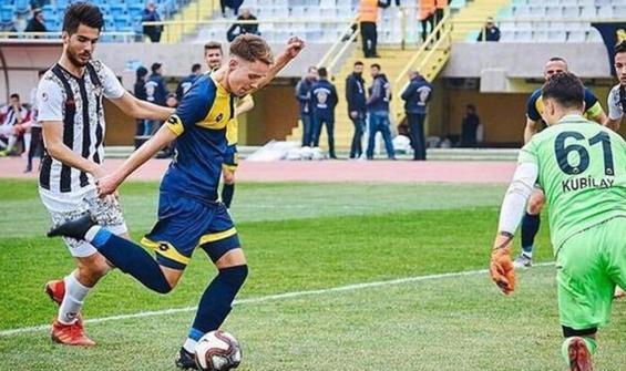 18 yaşındaki Barış Sungur Fenerbahçe'de!
