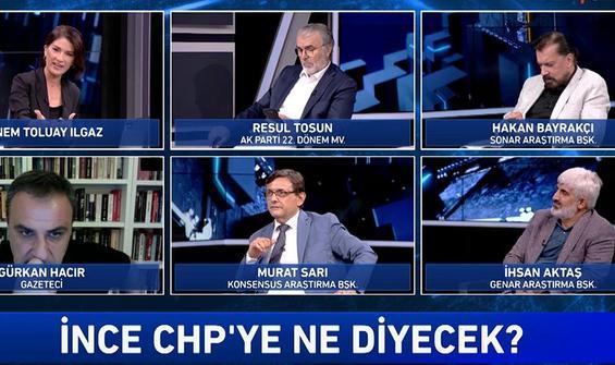 Gürkan Hacır, Muharrem İnce'nin atacağı adımları anlattı