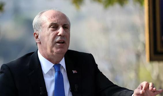 Muharrem İnce'den 'Beştepe'ye giden CHP'li' açıklaması
