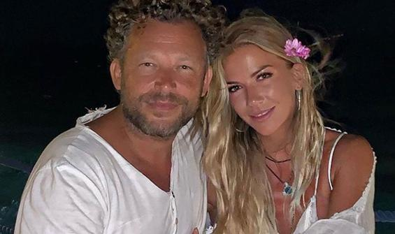 Sezer Dermenci ve Ivana Sert aşkı dolu dizgin gidiyor