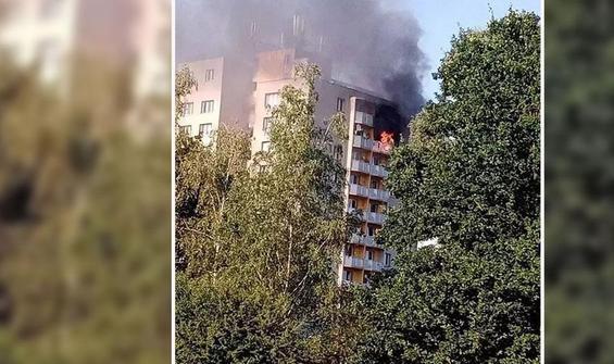 Çekya'da 'son 30 yılda yaşanan en büyük yangın felaketi'