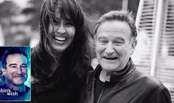 "Robin Williams belgeseli ""Robin's Wish""den fragman"