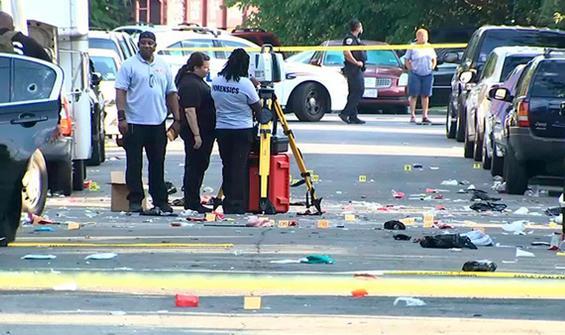 Sokak partisine silahlı saldırı: Ölü ve yaralılar var!