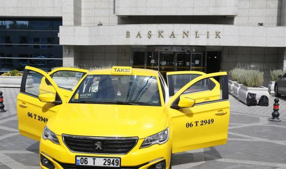 Ankara'da taksilerde yeni dönem