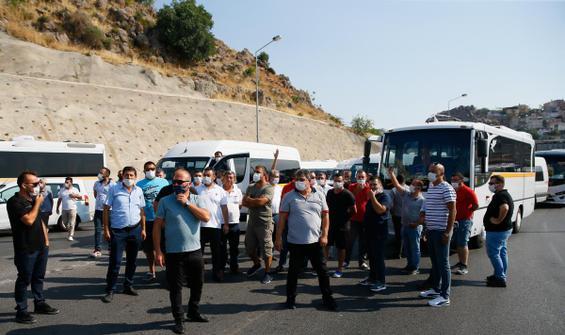 İzmir'de de plaka tartışması: Aracımı yakacağım