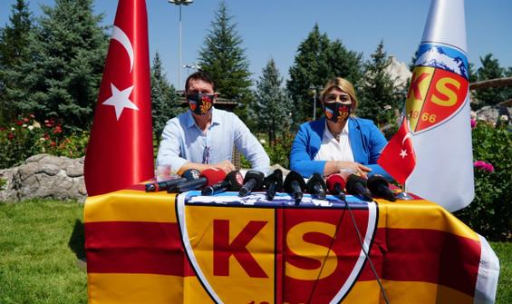 Kayserispor'da Bayram Bektaş dönemi