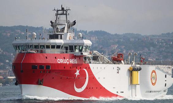Türkiye Akdeniz'de Navtex ilan etti!