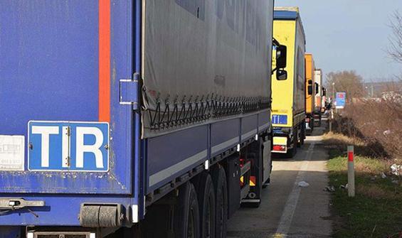 Yunanistan sınır kapısını kapatıyor