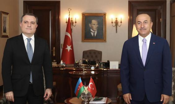 Bayramov Ankara'da! İki Bakan'dan ortak açıklama