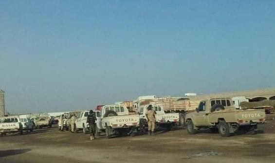 Cancavid milisleri Hafter'e destek için Sirte'ye ilerliyor