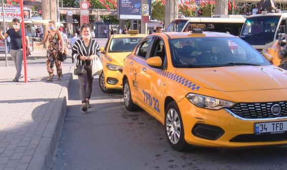 İnternet ilanıyla korsan taksicilik