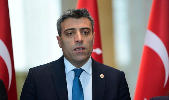 Öztürk Yılmaz, kurduğu partide genel başkan seçildi