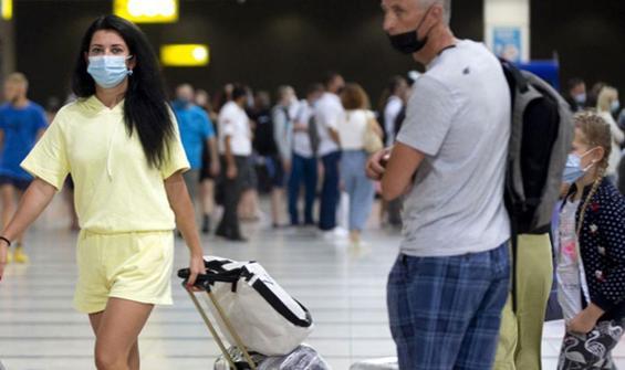 Antalya'ya 2 günde 40 bin turist geldi