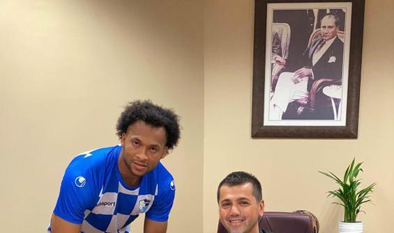 Arturo Mina, BB Erzurumspor'da