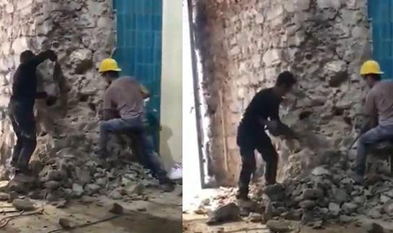 Galata Kulesi'nde restorasyon skandalı! Vakıflar Genel Müdürlüğü'nden ilk açıklama