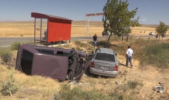 Niğde-Ulukışla kara yolunda trafik kazası: 7 yaralı