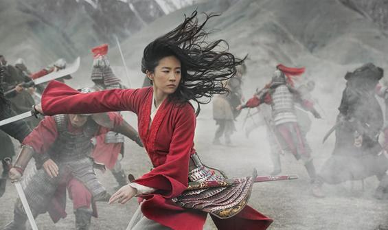 """""""Mulan""""dan yeni fragman, 4 Eylül'de seyirci karşısında"""