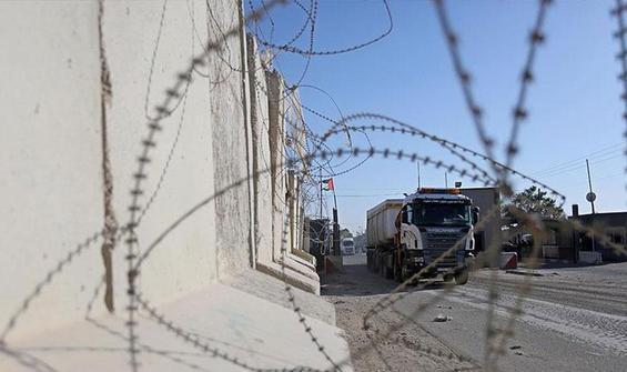 İsrail, Gazze'ye akaryakıt girişini yasakladı