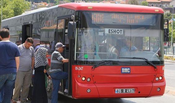 İzmir'de aktarma ücretleri için karar verildi