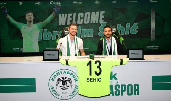Ibrahim Sehic, Konyaspor'da