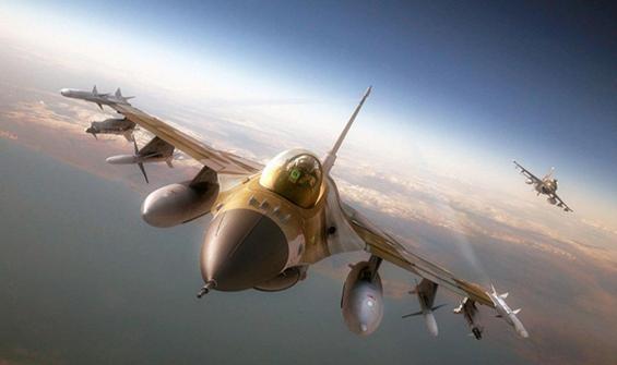 Tayvan ABD ile F-16 anlaşması yaptı