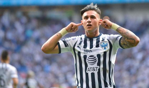 Alanyaspor'a Paraguaylı golcü