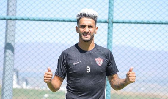 Hatayspor'a Portekizli orta saha