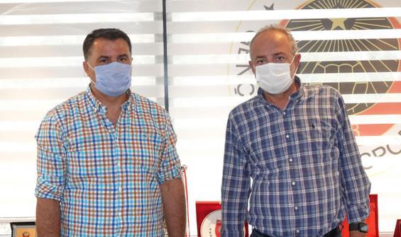 Mustafa Kaplan, sportif direktör oldu
