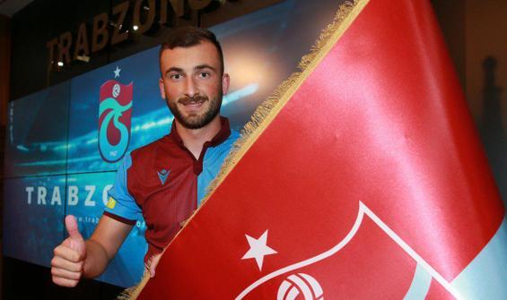Trabzonspor'da Andusic'in sözleşmesi feshedildi