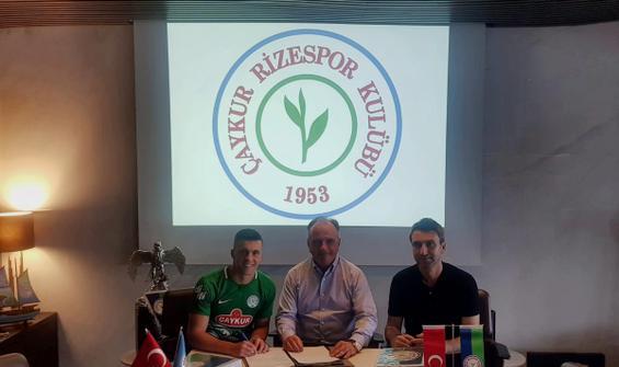 Çaykur Rizespor, Michalak'ı kadrosuna kattı