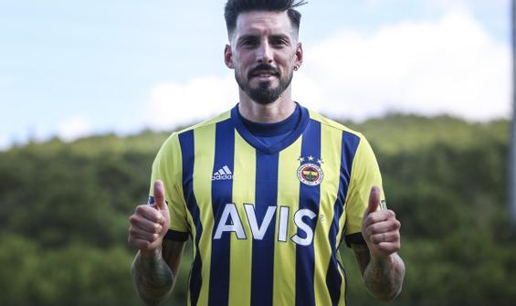 """""""Fenerbahçe'de olduğum için gerçekten çok mutluyum"""""""