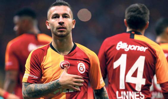 Adem Büyük'ten Galatasaray'a veda mesajı
