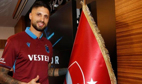 Trabzonspor duyurdu! Sözleşmesi feshedildi