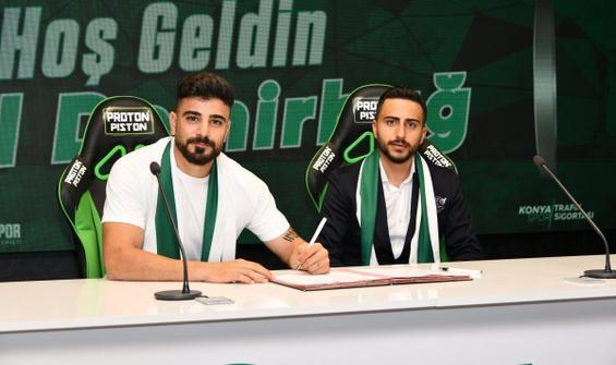 Adil Demirbağ, Konyaspor'da