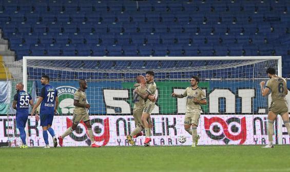 Fenerbahçe, galibiyetle başladı
