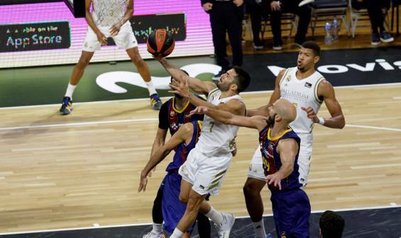 Basketbolda İspanya Süper Kupası Real Madrid'in