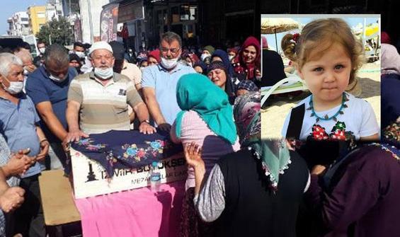 3 yaşındaki Alya'nın kahreden ölümü