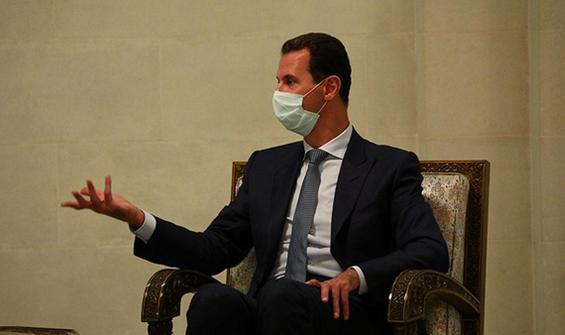 Esad'ın dayısı koronavirüs nedeniyle hayatını kaybetti