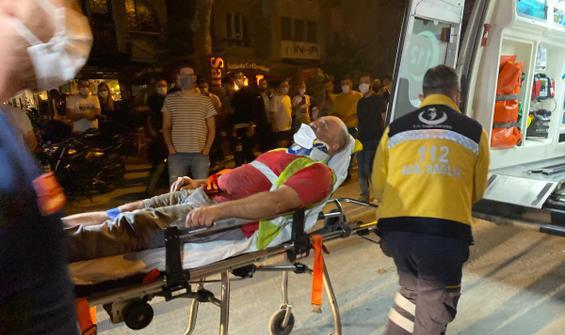 İstanbul'da metro şantiyesinde kaza!